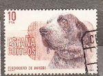 Sellos de Europa - España -  2711 Perros de raza (439)