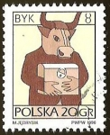 Sellos del Mundo : Europa : Polonia : BYK - POLSKA