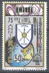 Sellos de Africa - Rwanda -  75 Aniv.º  de la asociación  Rotary Internacional.