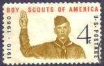 Sellos del Mundo : America : Estados_Unidos : Scouts de America