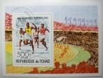 Sellos del Mundo : Africa : Chad : Juegos Olimpicos Montreal 1976.