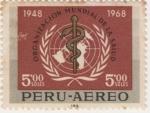 Sellos del Mundo : America : Perú : OMS