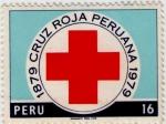 Sellos del Mundo : America : Perú : Cruz Roja Peruana 1979