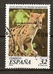 Sellos del Mundo : Europa : España :  Fauna en peligro de extincion.