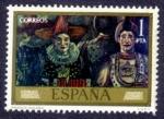 Sellos del Mundo : Europa : España : Solana (payasos)