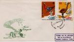 Sellos de America - Cuba -  Fauna Extinguida