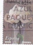 Sellos de Europa - España -  la flor y el paisaje