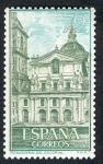 Sellos de Europa - España -  1382- Real Monasterio de San Lorenzo de El Escorial. Patio de los Reyes.
