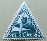 Sellos del Mundo : Europa : Holanda : Correo Aereo.