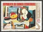 Sellos de Africa - Guinea Ecuatorial -  Homenaje a Pablo Picasso