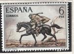 Sellos del Mundo : Europa : España : Correo Rural