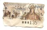 Sellos del Mundo : Europa : España :  Virgen