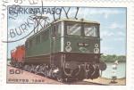 Sellos de Africa - Burkina Faso -  ferrocarriles