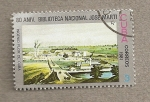 Sellos de America - Cuba -  80 aniv. Biblioteca Nacional
