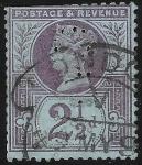Sellos del Mundo : Europa : Reino_Unido : Queen Victoria Jubilee Issue