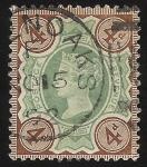 Sellos de Europa - Reino Unido -  Queen Victoria Jubilee Issue