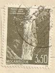 Sellos del Mundo : Africa : Mozambique : Cascada