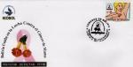 Sellos de America - Bolivia -  Autoexamen de mama SPD 2001