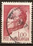 Sellos de Europa - Yugoslavia -  Presidente Tito.