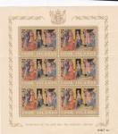 Sellos del Mundo : Europa : Islas_Cook : Fra Angelico- 1387-1455