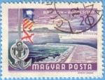 Sellos de Europa - Hungría -  Balaton - Badacsony