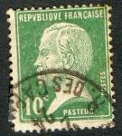Sellos de Europa - Francia -  Republique Francaise . Postes.Pasteur.