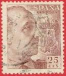 Sellos del Mundo : Europa : España : General Franco