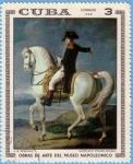 Sellos de America - Cuba -  Obras de Arte del Museo Napoleonico