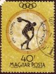 Sellos de Europa - Hungría -  XVII Olympia
