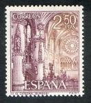 Sellos de Europa - España -  1649-  Serie turística. Catedral de Burgos.