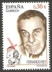 Sellos del Mundo : Europa : España : Fernando Rey, actor de cine