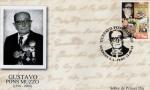 Sellos de America - Perú -  Historiador G. Pons Muzzo SPD