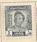Sellos del Mundo : Asia : Irak : Rey Faisal II