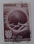 Sellos del Mundo : Africa : Angola : IMPERIO COLONIAL PORTUGUES