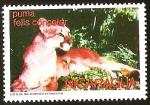 Sellos del Mundo : America : Nicaragua : PUMA FELIS CONCOLOR