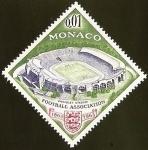 Sellos del Mundo : Europa : Mónaco : WEMBLEY STADIUM - FOOTBALL ASSOCIATION