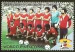 Sellos del Mundo : Africa : Marruecos : WORLD CUP MEXICO 1986