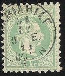 Sellos de Europa - Austria -  Emperor Franz Josef