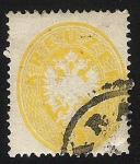 Sellos del Mundo : Europa : Austria : Coat of Arms-Austria 1860