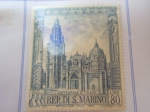 Sellos de Oceania - San Marino -