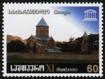 Sellos del Mundo : Asia : Georgia : GEORGIA - Monumentos históricos de Mtskheta