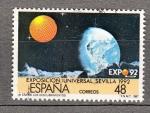 Sellos de Europa - España -  2876 Expo Sevilla (510)