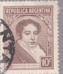 Sellos del Mundo : America : Argentina : Republica Argentina - Bernardino Rivadavia