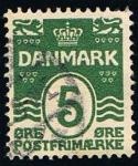 Sellos del Mundo : Europa : Dinamarca : DANMARK