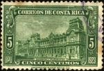 Sellos del Mundo : America : Costa_Rica : Correos y Telégrafos de Costa Rica. UPU 1923