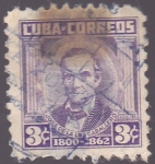 Sellos del Mundo : America : Cuba : Cuba Correos - Jose de la Luz Caballero