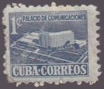 Sellos del Mundo : America : Cuba : Cuba  Correos - Palacio de Telecomunicaciones