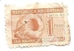 Sellos del Mundo : America : Argentina : Casa de Hornero