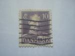 Sellos de Europa - Dinamarca -  DANMARK