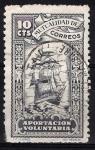 Sellos del Mundo : Europa : España : Mutualidad. Barco velero.